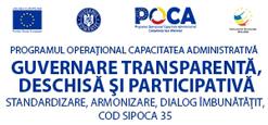 Guvernare transparenta, deschisa și participativa